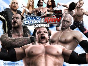 Download WWE Smackdown VS Raw 2008 Game