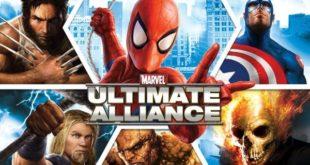 Download Marvel Ultimate Alliance 1 Game