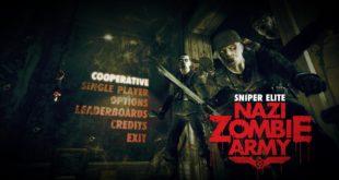 Download Sniper Elite Nazi Zombie Army 1 Game