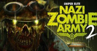 Download Sniper Elite Nazi Zombie Army 2 Game