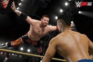 Download WWE 2K15 Game Full Version