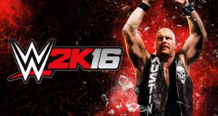 Download WWE 2K16 Game