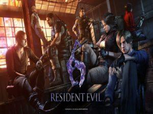 Download Resident Evil 6 Game