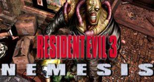 Download Resident Evil 3 Nemesis Game