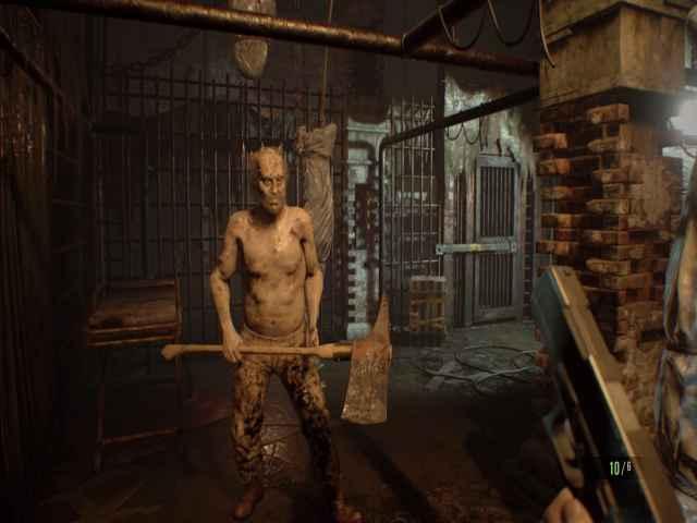 Download Resident Evil 7 Biohazard Highly Compressed