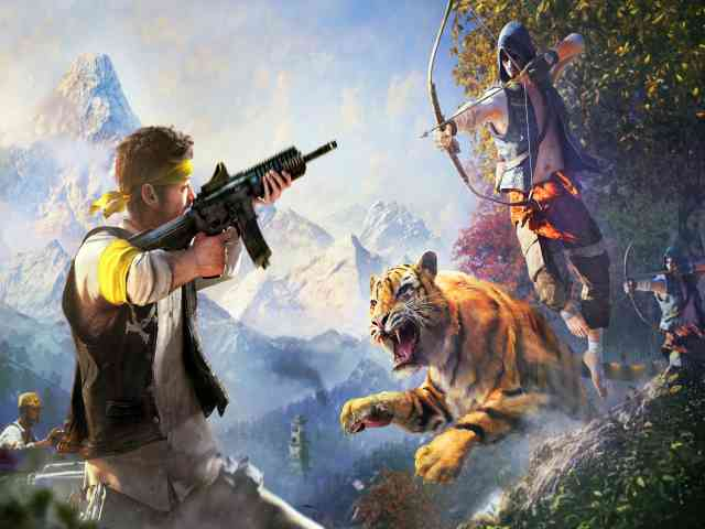 Download Far Cry 4 Game Full Version
