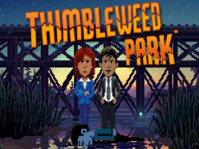Download Thimbleweed Park Game