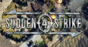 Sudden Strike 4 PC Game Free Download