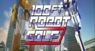 100ft Robot Golf PC Game Free Download