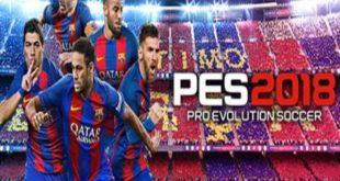 Pro Evolution Soccer 2018 PC Game Free Download