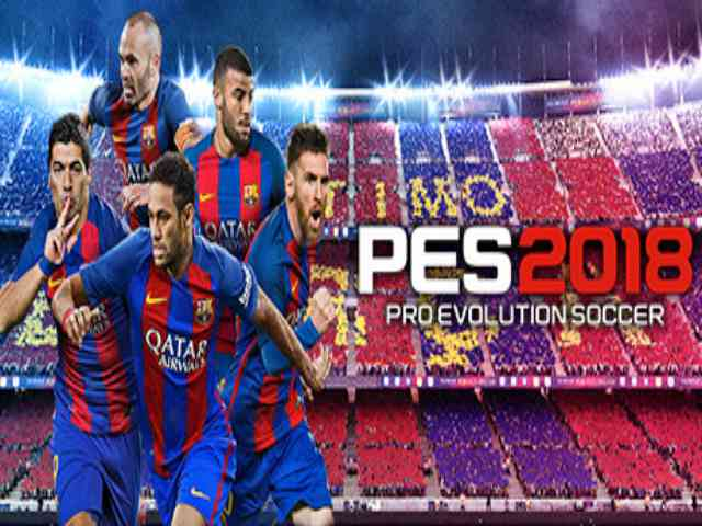 Pro Evolution Soccer 2018 PC Game Free Download