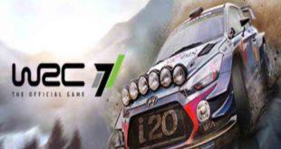 WRC 7 FIA World Rally Championship PC Game Free Download
