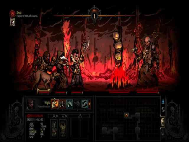 Darkest Dungeon The Shieldbreaker Free Download For PC