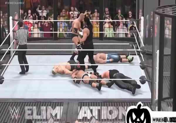Download WWE 2K18 Game Full Version