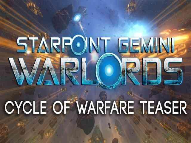 Starpoint Gemini Warlords Cycle of Warfare PC Game Free Download