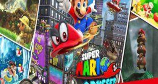 Super Mario Odyssey PC Game Free Download