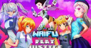 Deep Space Waifu FLAT Justice Version PC Game Free Download