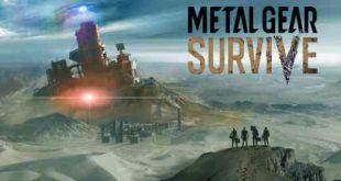 Metal Gear Survive PC Game Free Download
