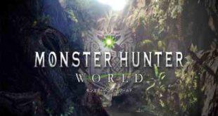 Monster Hunter World PC Game Free Download