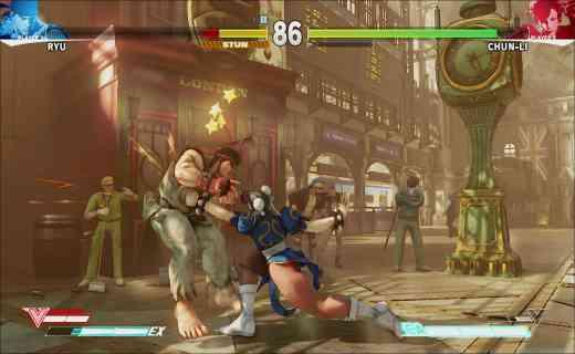 Street Fighter V Arcade Edition Free Download Full Version