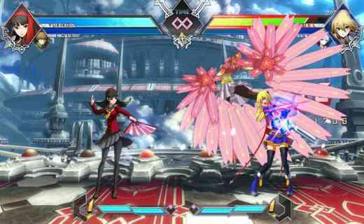 Download BlazBlue Cross Tag Battle Game Full Version