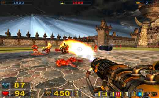 Download Serious Sam The Second Encounter Highly Compressed