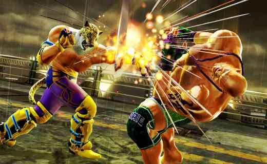 Download Tekken 6 Full Version