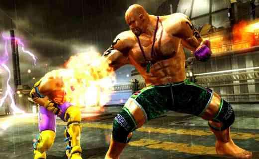 Download Tekken 6 Highly Compressed