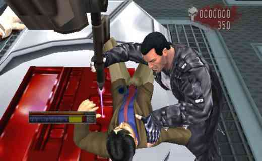 Download The Punisher Game For PC