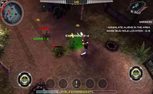 Download Alien Shooter Game Full Version
