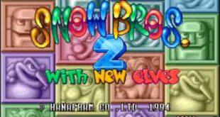 Snow Bros 2 PC Game Free Download