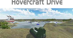 Hovercraft Drive PC Game Free Download