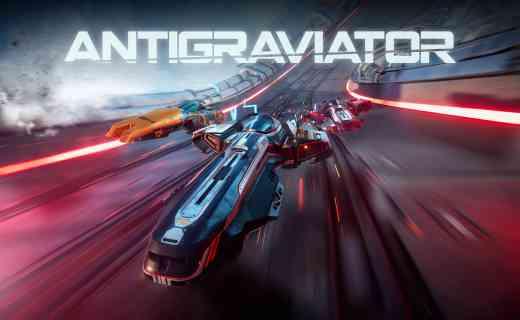 Antigraviator PC Game Free Download