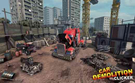 Car Demolition Clicker Free Download Full Version