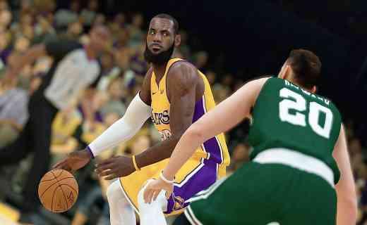 Download NBA 2K19 Highly Compressed