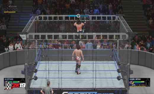 Download WWE 2K19 Full Version