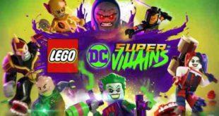 LEGO DC Super Villains PC Game Free Download