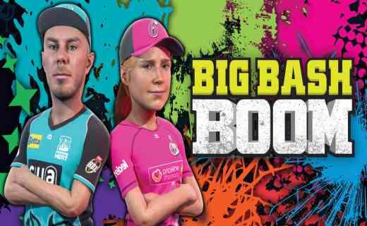 Big Bash Boom PC Game Free Download