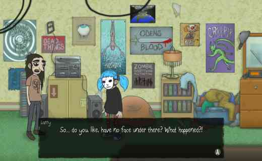 Sally Face Episode 4 Free Download For PC