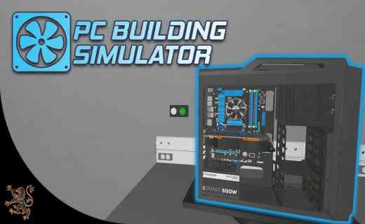 PC Building Simulator PC Game Free Download