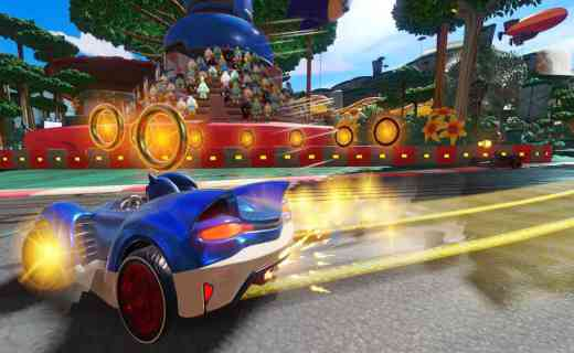Team Sonic Racing Free Download Full Version