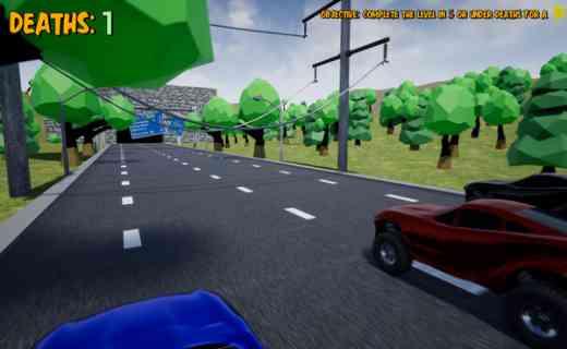 Download Hectic Highways Highly Compressed