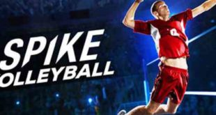 Spike Volleyball PC Game Free Download