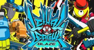 Lethal League Blaze Toxic PC Game Free Download