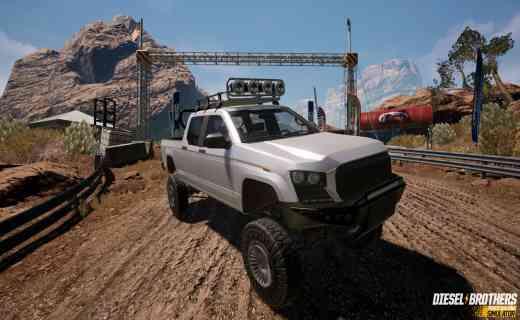 Diesel Brothers Truck Building Simulator Free Download Full Version