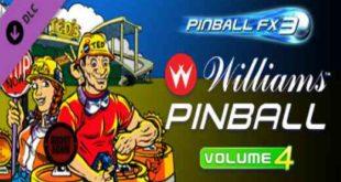 Pinball FX3 Williams Pinball Volume 4 PC Game Free Download