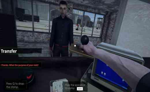 Download Border Officer Game For PC