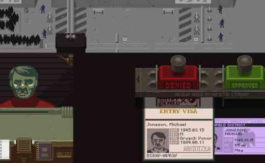 Download Border Officer Game Full Version