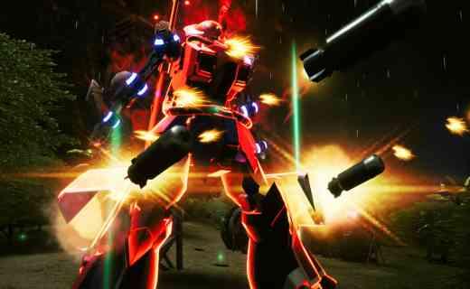 Download New Gundam Breaker Game For PC