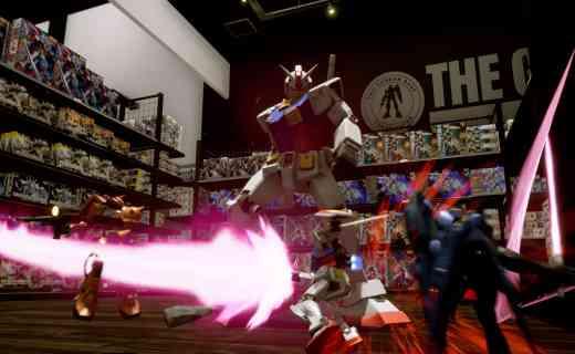 New Gundam Breaker Free Download Full Version